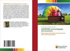CAPOEIRA uma pedagogia afro-brasileira kitap kapağı