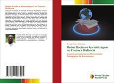 Redes Sociais e Aprendizagem no Ensino a Distância kitap kapağı