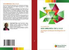 Portada del libro de SOS UMBUNDU: DE L1 A L0