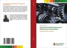 Обложка Aspectos fundamentais para adoção da cronoanálise