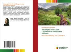 Adubação Verde com Leguminosas Herbáceas Perenes的封面