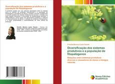 Обложка Diversificação dos sistemas produtivos e a população de fitopatógenos