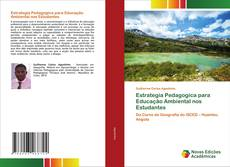 Estrategia Pedagogica para Educação Ambiental nos Estudantes的封面