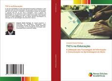 TIC's na Educação kitap kapağı