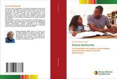 Bookcover of Ensino da Escrita