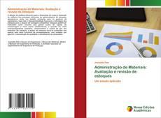 Borítókép a  Administração de Materiais: Avaliação e revisão de estoques - hoz