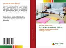 Couverture de Educação de Jovens e Adultos