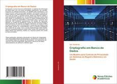 Criptografia em Banco de Dados kitap kapağı