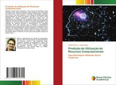 Copertina di Predição de Utilização de Recursos Computacionais