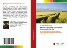 Manejo Conservacionista dos Recursos Naturais的封面