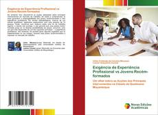 Bookcover of Exigência de Experiência Profissional vs Jovens Recém-formados