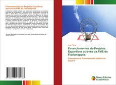 Couverture de Financiamentos de Projetos Esportivos através da FME de Florianópolis