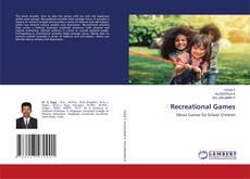 Recreational Games kitap kapağı