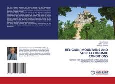 Couverture de RELIGION, MOUNTAINS AND SOCIO-ECONOMIC CONDITIONS