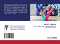 Bookcover of Circuit training