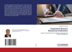 Portada del libro de Important Human Resources Indicators