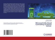 Capa do livro de Microcontroller Based Controlling of Electric Vehicle