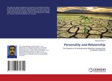 Couverture de Personality and Relaionship