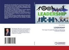 Couverture de LEADERSHIP
