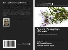 Portada del libro de Romero (Rosmarinus officinalis)