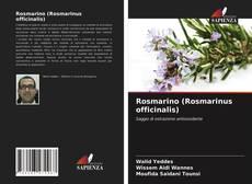 Portada del libro de Rosmarino (Rosmarinus officinalis)