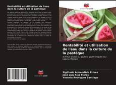Capa do livro de Rentabilité et utilisation de l'eau dans la culture de la pastèque