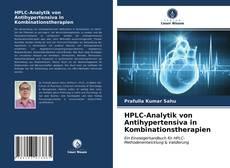 Copertina di HPLC-Analytik von Antihypertensiva in Kombinationstherapien