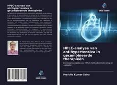 Copertina di HPLC-analyse van antihypertensiva in gecombineerde therapieën