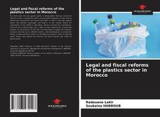 Copertina di Legal and fiscal reforms of the plastics sector in Morocco