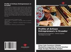 Buchcover von Profile of Artisan Entrepreneurs in Ecuador