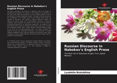 Copertina di Russian Discourse in Nabokov's English Prose