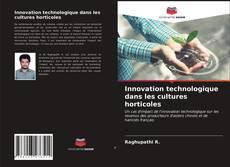 Borítókép a  Innovation technologique dans les cultures horticoles - hoz
