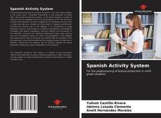 Copertina di Spanish Activity System