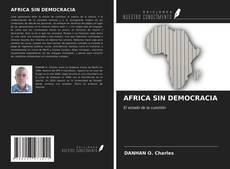 Bookcover of AFRICA SIN DEMOCRACIA