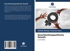 Geschlechtsspezifische Gewalt kitap kapağı