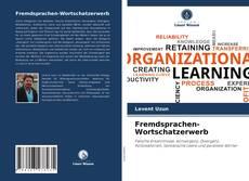 Fremdsprachen-Wortschatzerwerb kitap kapağı
