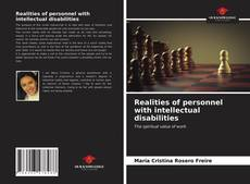 Copertina di Realities of personnel with intellectual disabilities