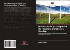 Buchcover von Planification participative de l'énergie durable au Soudan