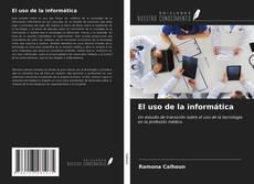 Bookcover of El uso de la informática