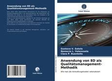 Anwendung von 8D als Qualitätsmanagement-Methodik的封面