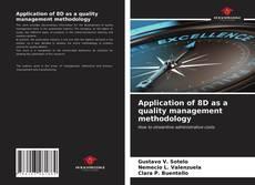 Application of 8D as a quality management methodology kitap kapağı