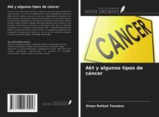 Borítókép a  Akt y algunos tipos de cáncer - hoz