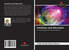 Buchcover von Emotions and Education