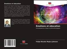 Bookcover of Émotions et éducation