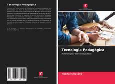 Tecnologia Pedagógica kitap kapağı