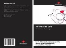Capa do livro de Health and Life