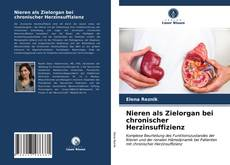 Bookcover of Nieren als Zielorgan bei chronischer Herzinsuffizienz