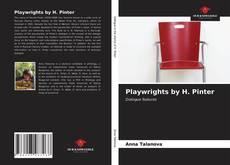 Playwrights by H. Pinter kitap kapağı