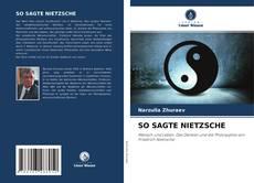 Bookcover of SO SAGTE NIETZSCHE