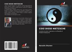 Bookcover of COSÌ DISSE NIETZSCHE